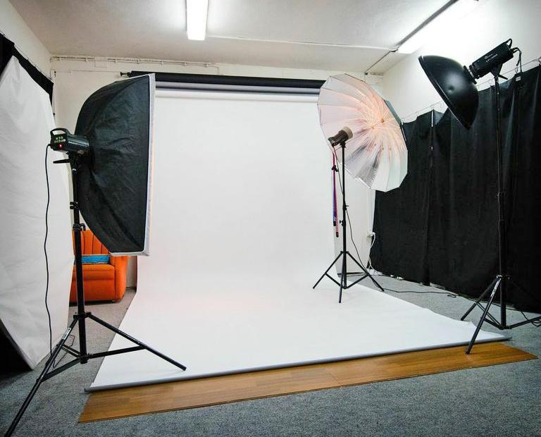 Profesionální fotoateliér v Brně