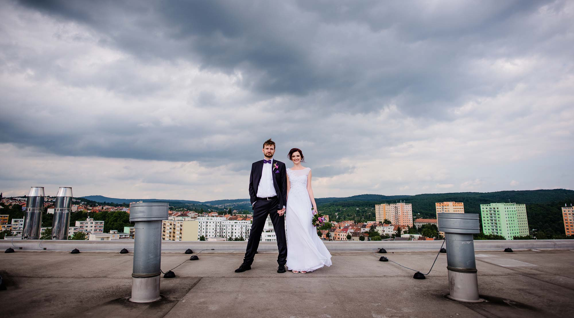 Svatební fotograf Brno